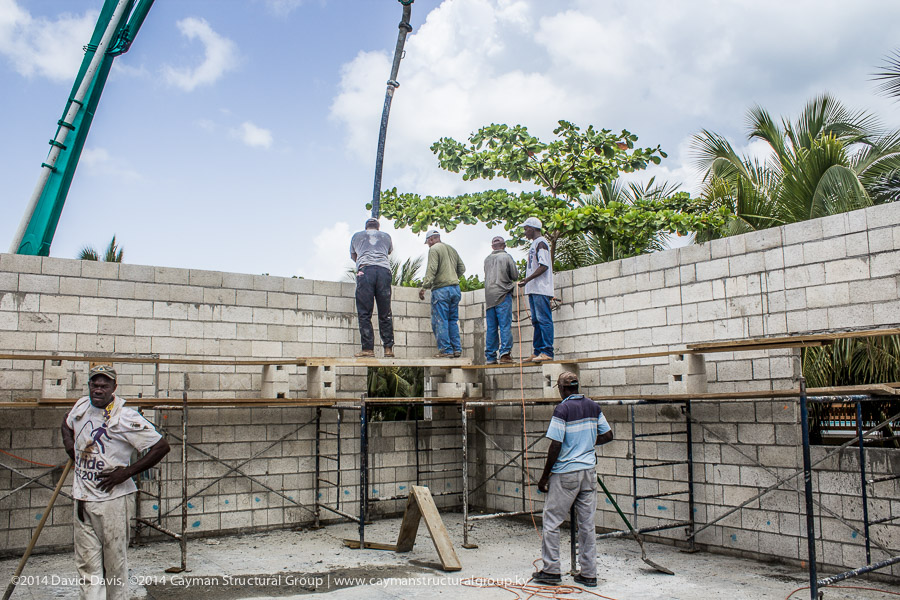 cayman islands concrete home construction contracting
