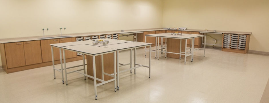 Cayman Prep and High School Interior | Cayman Structural Group Commercial Construction Company