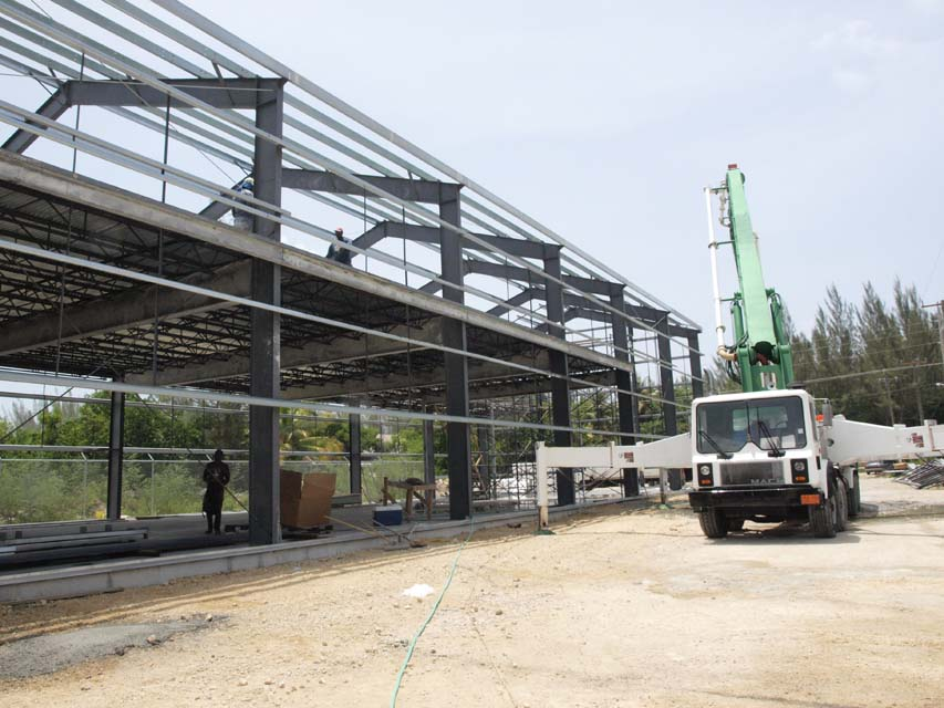 Cox Lumber Commercial Construction