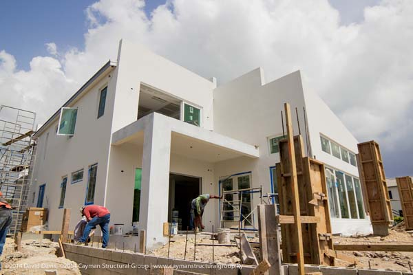Cayman Structural Group Concrete Homes Cayman Structural