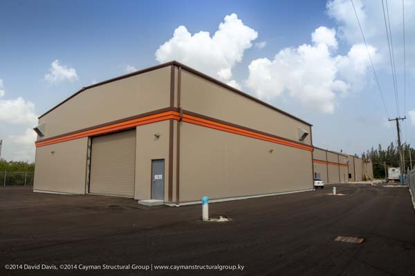 Cox Lumber Commercial Construction Project