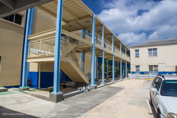 Cayman Prep and High School Commercial Construction Project