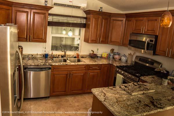 Luxury kitchen design and construction