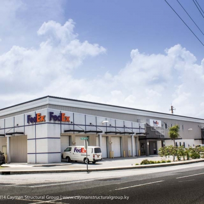 FedEx Commercial Construction
