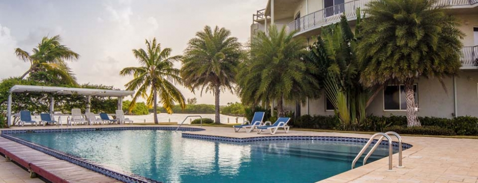 Custom pool design and construction contracting services on the Cayman Islands.