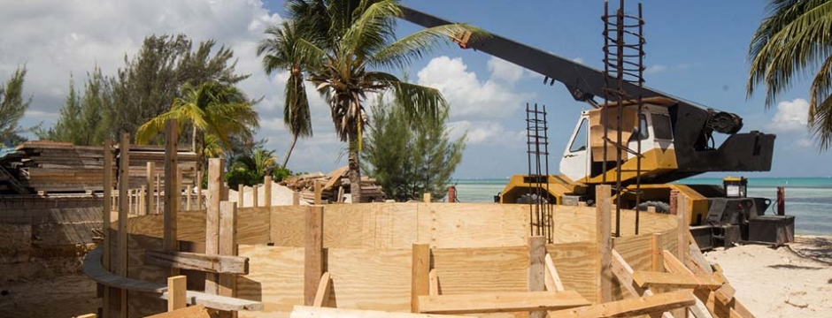 General contracting and construction services for the Cayman Islands.