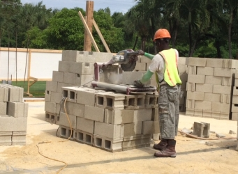 Coral Stone Construction