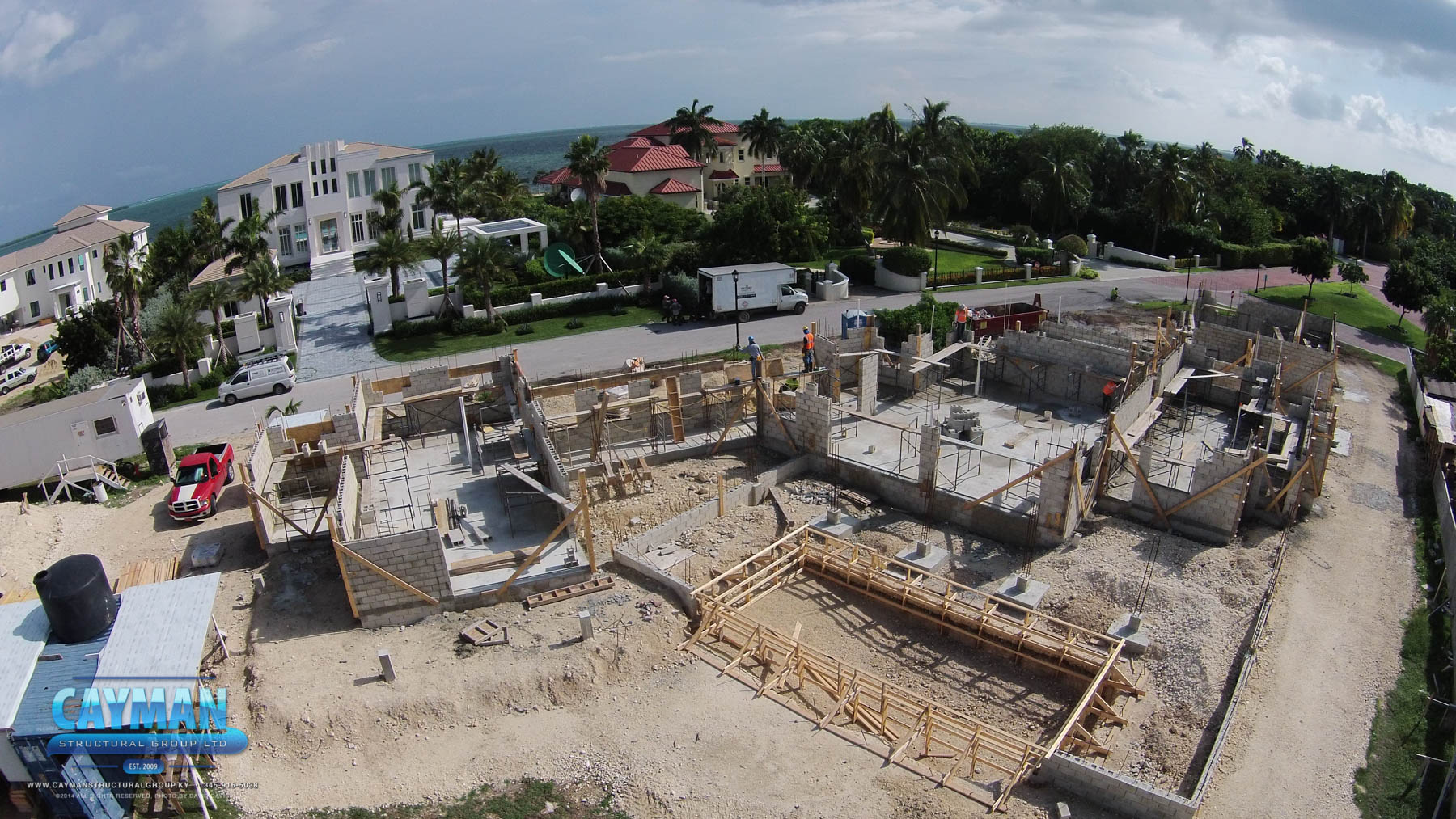 Cayman Islands Construction Projects