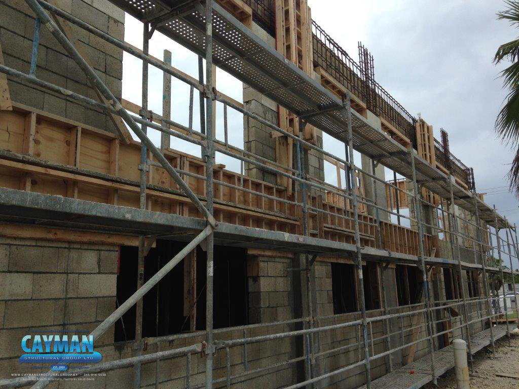 Cayman Structural Group Cayman First Progress Update