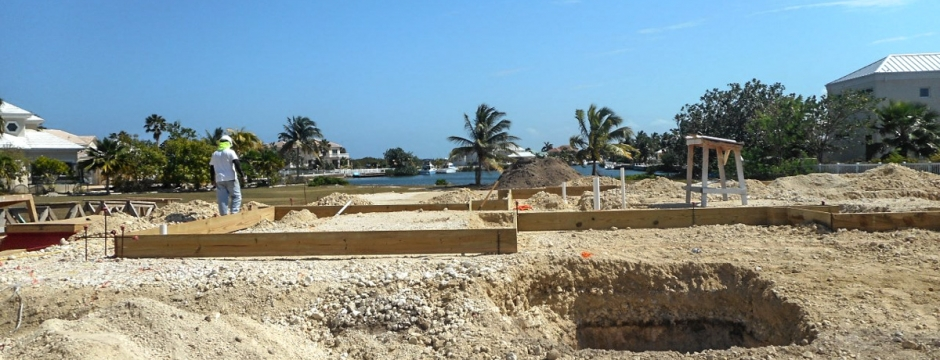 Cayman Structural Group is the general contractor, contract manager, and project manager for this luxury custom home project.