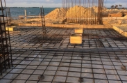 Once complete, this home will be one of the largest in the Vista del Mar community. Cayman Structural Group is the structural contractor for this project, building the concrete foundation and shell.
