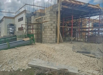 This luxury custom home is being built by Cayman Structural Group and is located in a prestigious gated-community called The Shores at West Bay.